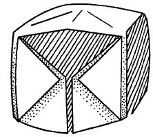 Оригами для детей - водяная бомбочка