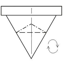 Оригами для детей - сапог