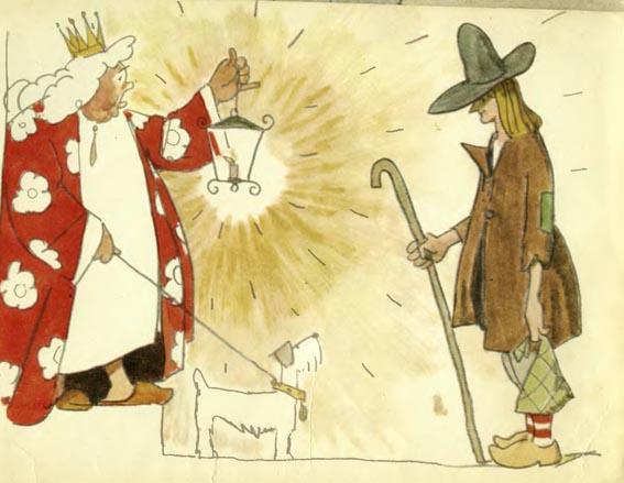 Детская сказка Г Х Андерсена - Свинопас