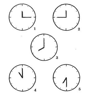 Часы и время.