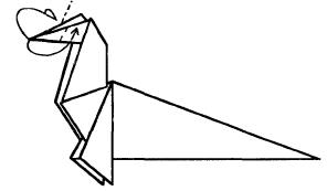 Оригами для детей морской котик