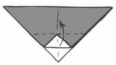 Голова быка Оригами для детей