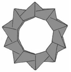 Украшение Оригами для детей