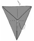 Звезда Оригами для детей