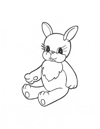 Раскраска для детей  - Подборка для самых маленьких