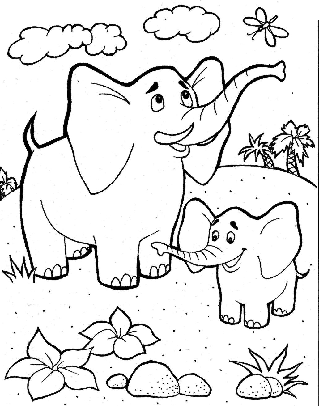 Раскраска онлайн бесплатно для детей 5 лет для девочек