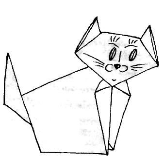 Оригами из бумаги танки бесплатно