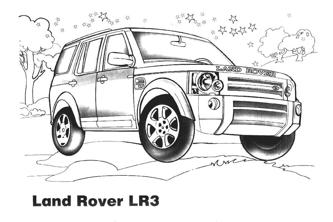 Encantador Jeep Wrangler Para Colorear Modelo - Ideas Para Colorear ...