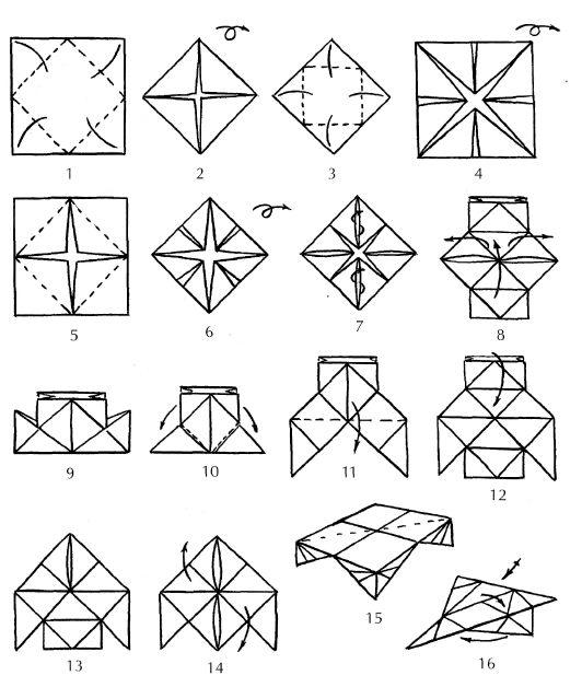 Сказка оригами