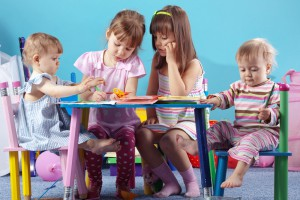 Детский садик из Австрии
