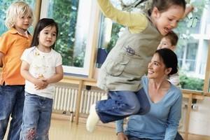 Развиваем усидчивость у ребенка