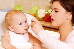 Правильное питание вашего малыша