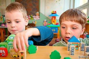 Играйте с детьми в разивающие игры!