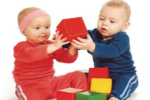 Кубики, как материал для развития