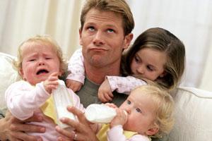 Как воспитывать ребенка до трех лет?