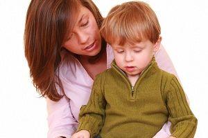 Воспитание застенчивого ребенка