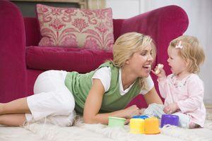 Подбор няни для ребенка