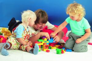 Развивающие игры с самого детства