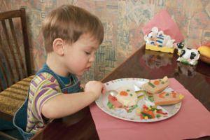 Питание и воспитание