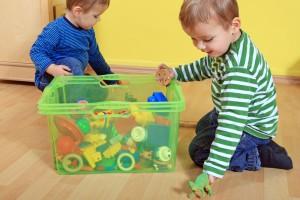 Режим дня и игры с игрушками