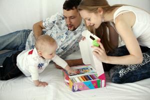 Раннее развитие ребенка развивающими играми