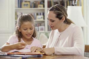 Учение детей на дому