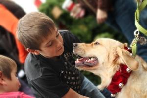 Учим ребенка быть добрым к животным
