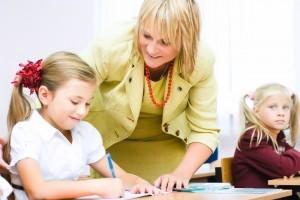 Приучаем ребенка к работе в школе