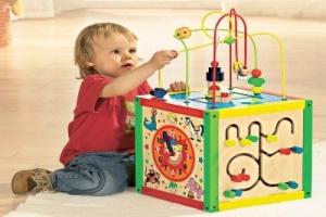 Развитие ребенка от 18 до 24 месяцев
