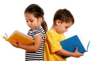 Развивающие игры - учимся читать