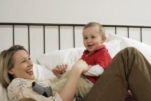 Как правильно воспитать ребёнка в 1 год