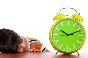 Обучаем ребенка определять время
