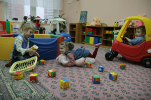 Тема детских садов стала особенно острой