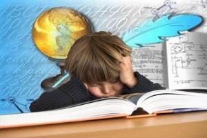 Собеседование в школе и ребенок