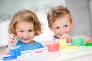 Чем занять трехлетнего ребенка?