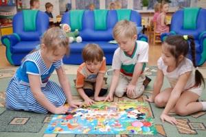 Почему детям нужен детский сад
