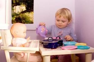 Что должен уметь ребенок в три года?