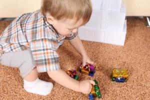 Игры с ребёнком на развитие памяти