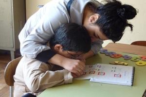 Обучение ребенка-инвалида?