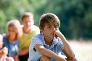Потребность в общении с детства