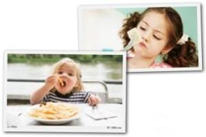 Приучаем ребенка кушать самостоятельно