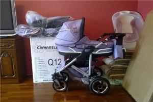 Коляски camarelo - первый транспорт Вашего малыша!