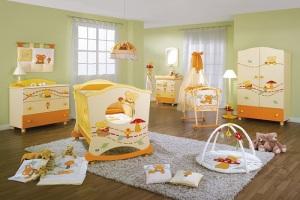 Комната малыша