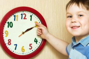 Распорядок дня малыша