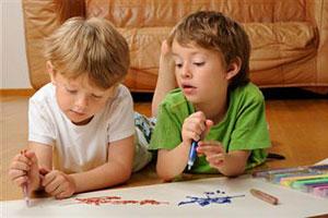 Приучаем ребенка следить за личными вещами