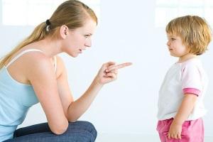 Бранные слова в лексиконе ребенка – что делать?