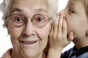 Если бабушка балует вашего малыша