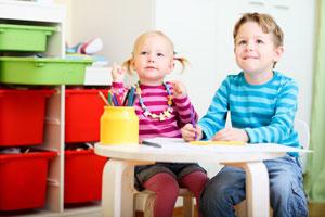 Дети, которые любят сидеть дома
