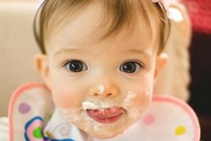 Правильный рацион питания детей