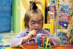 Изобразительная деятельность детей в пять лет
